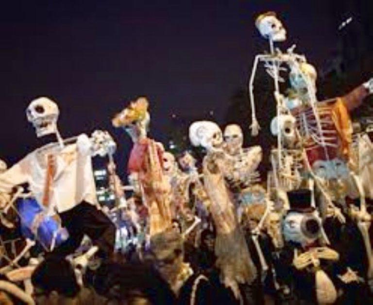 La notte di Halloween nel mondo