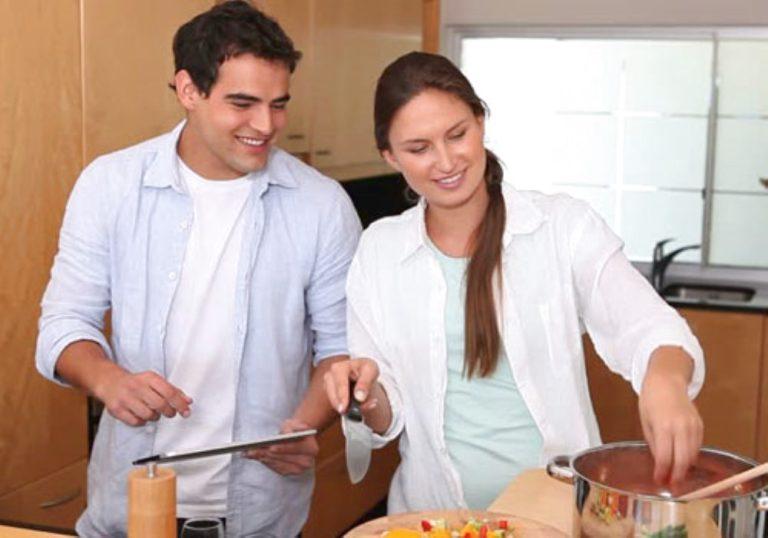 La passione rinasce in cucina
