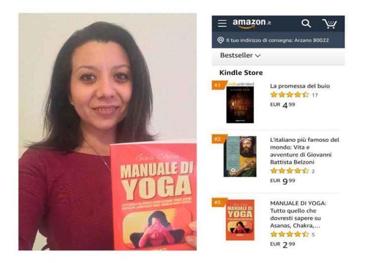 Manuale di yoga di Gaia Chon