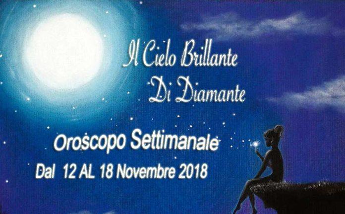 Oroscopo della Settimana dal 12 al 18 Novembre