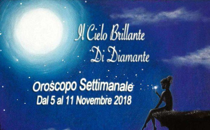 Oroscopo della prossima settimana dal 5 al 11 novembre