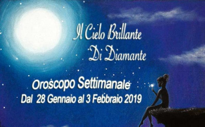 Oroscopo settimana dal 28 gennaio al 3 febbraio 2019
