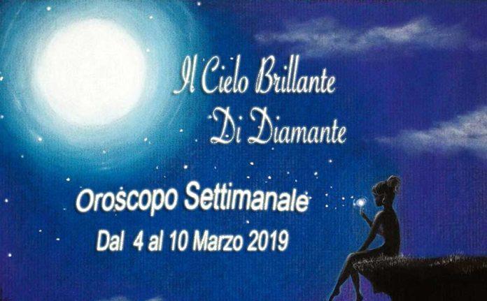 Oroscopo Settimana dal 4 al 10 Marzo
