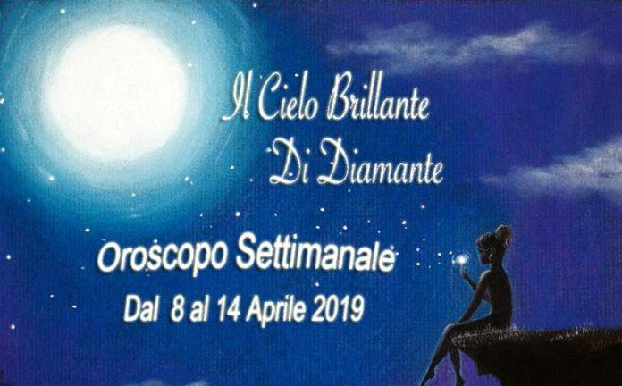 oroscopo dal 8 al 14 aprile 2019