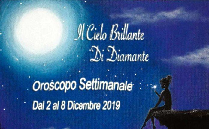 Oroscopo dal 2 al 8 Dicembre 2019