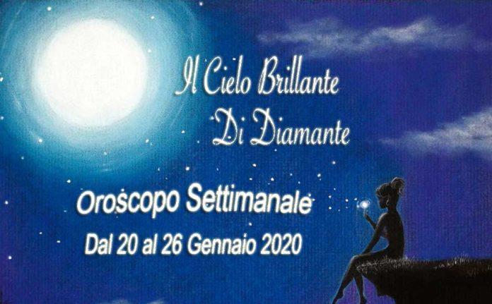 Oroscopo di Diamante dal 20 al 26 Gennaio 2020