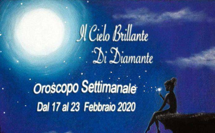 oroscopo di diamante dal 17 al 23 febbraio 2020