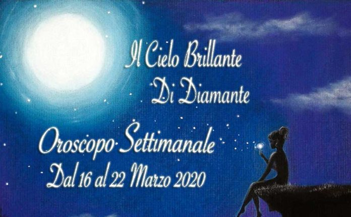 Oroscopo dal 16 al 22 Marzo 2020