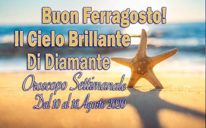 Oroscopo di Diamante dal 10 al 16 Agosto 2020