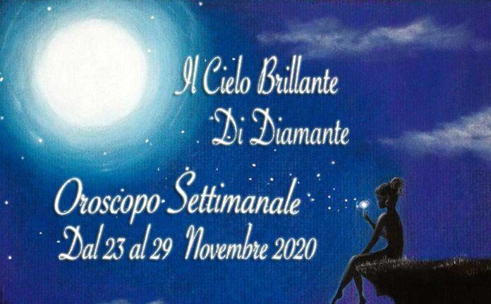 Oroscopo di Diamante dal 23 al 29 novembre 2020
