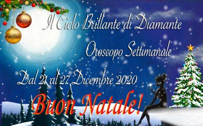 oroscopo di Diamante dal 21 al 27 Dicembre 2020