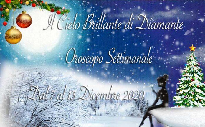 oroscopo di diamante dal 7 al 13 dicembre 2020