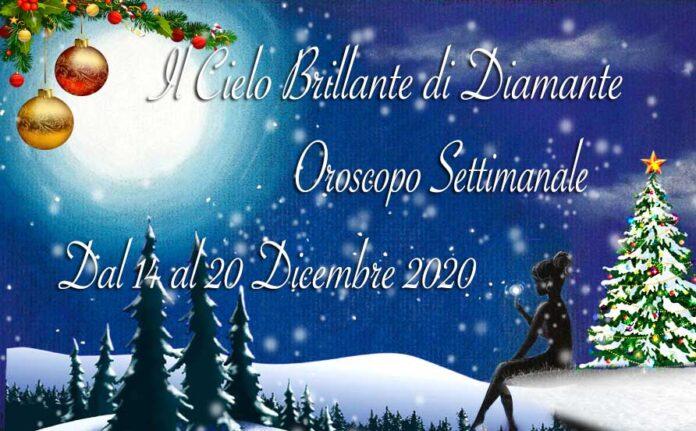 oroscopo di Diamante dal 14 al 20 dicembre 2020