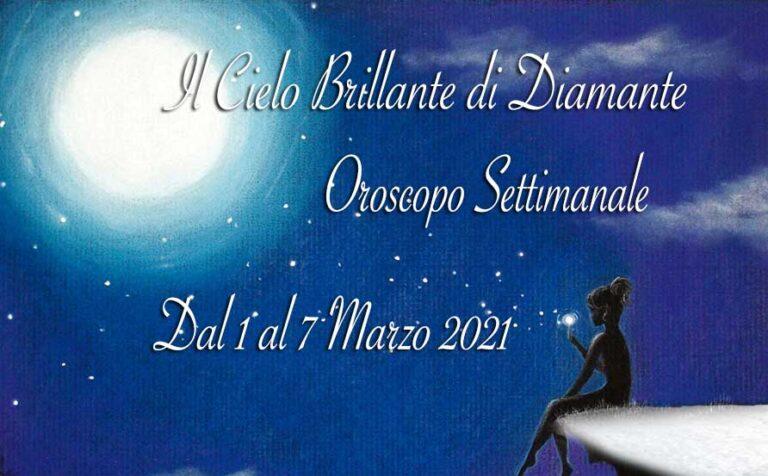 Oroscopo di Diamante dal 1 al 7 Marzo 2021
