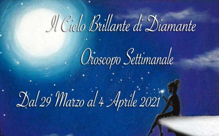 Oroscopo di Diamante dal 24 marzo al 4 aprile 2021