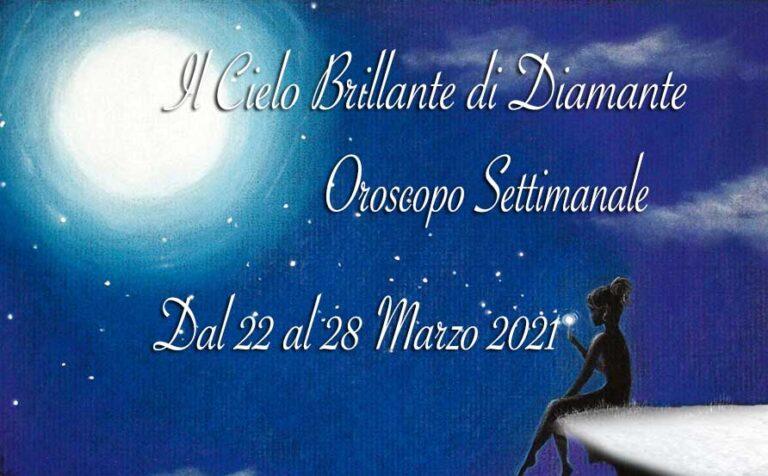 Oroscopo di Diamante dal 22 al 28 marzo 2021