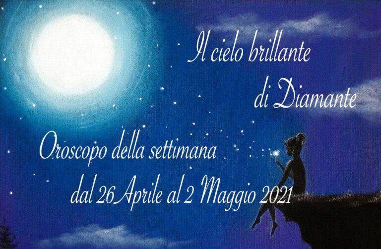 Oroscopo di Diamante dal 26 aprile al 2 maggio